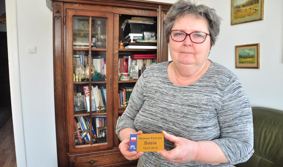 Barbara Bochniarz, emerytowana sekretarz gminy Kolbuszowa, opowiada nam o swoim życiu  - Zdjęcie główne