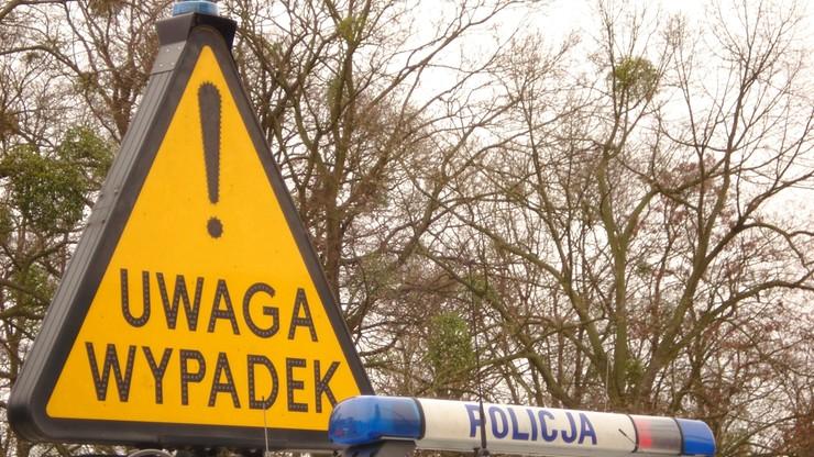 Z REGIONU: Poważny wypadek pod Sędziszowem Małopolskim! Wysłano śmigłowiec - Zdjęcie główne