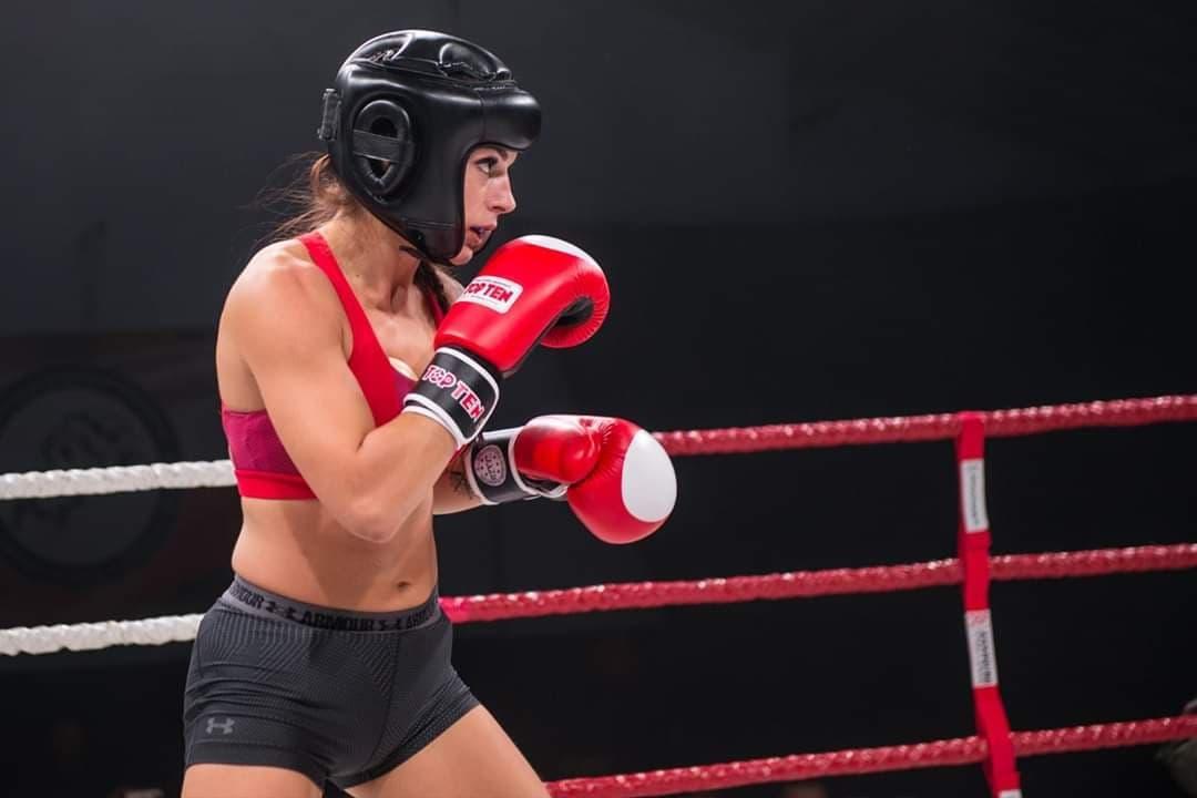 Dziewczyna z Podkarpacia będzie walczyć w KSW [FOTO] - Zdjęcie główne