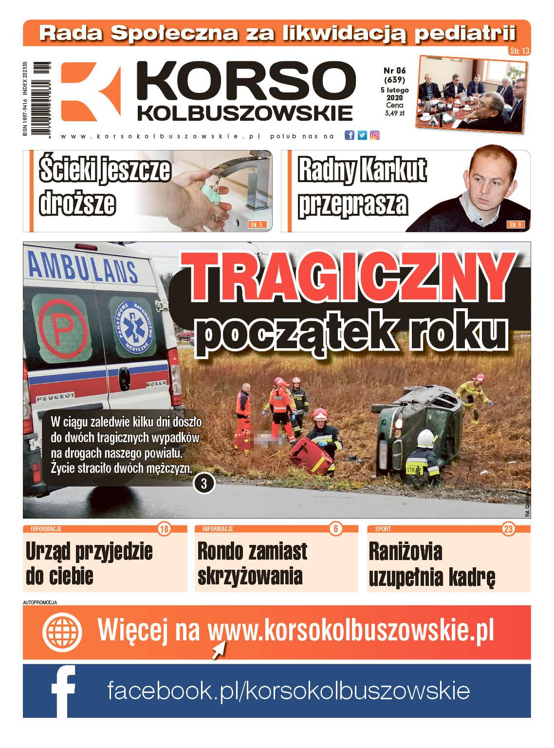 Korso Kolbuszowskie - nr 6/2020 - Zdjęcie główne