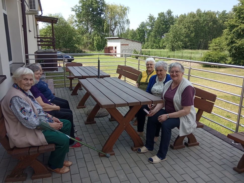 Trwa nabór do Dziennego Domu Seniora w Hucie Przedborskiej  - Zdjęcie główne