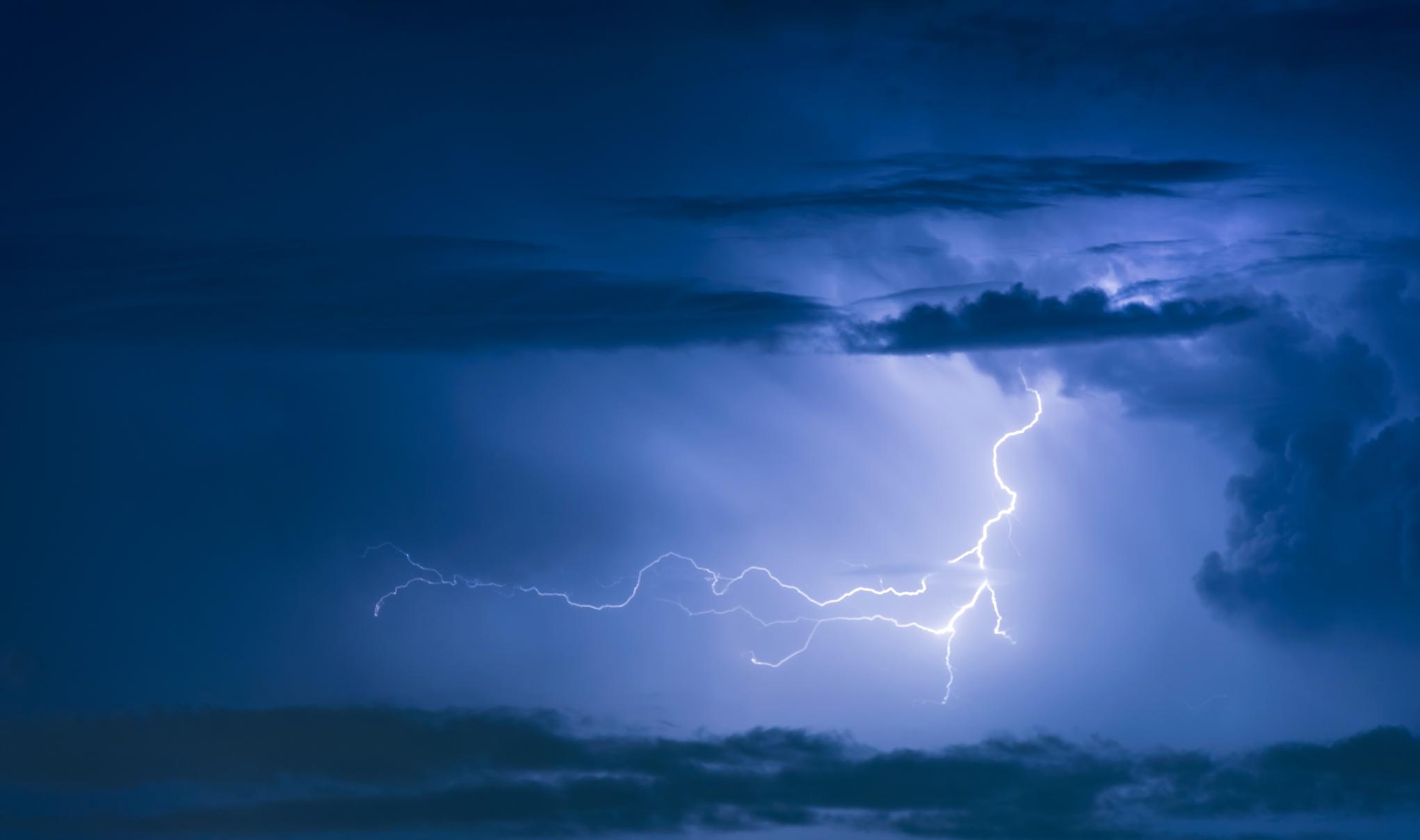 Pogoda Kolbuszowa. Idą burze. Sprawdź je na radarze na żywo  - Zdjęcie główne
