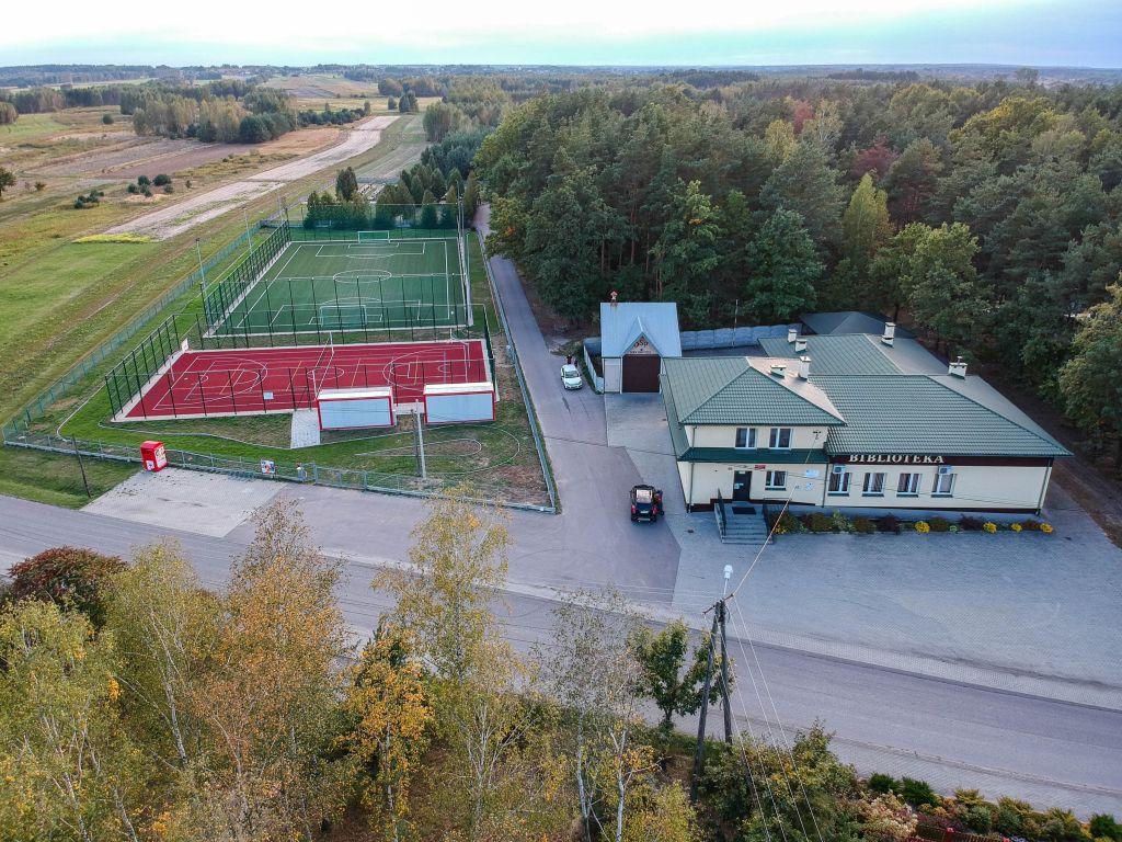 W gminie powstanie kolejny kompleks sportowy. Boiska i nie tylko  - Zdjęcie główne