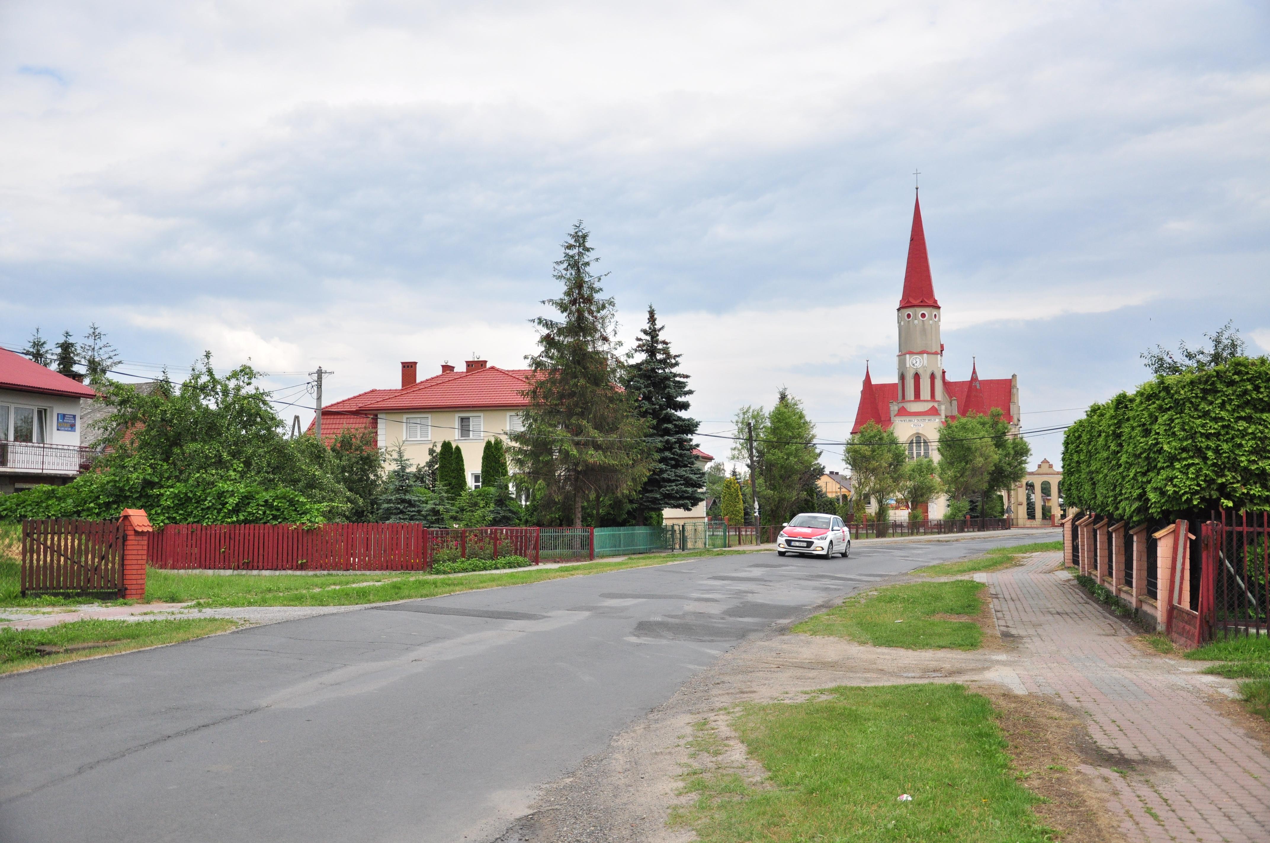 Powiat kolbuszowski złożył wniosek o dofinansowanie remontu drogi powiatowej w Woli Raniżowskiej - Zdjęcie główne