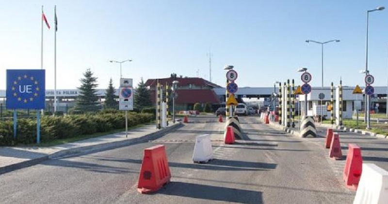 Z PODKARPACIA. Wydłużony czas oczekiwania na przejściach granicznych z Ukrainą - Zdjęcie główne