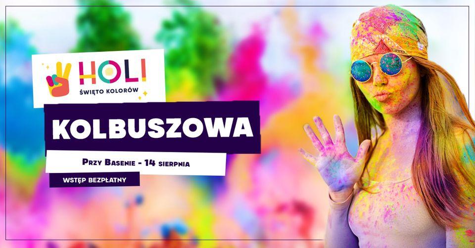 14 sierpnia: Holi Święto Kolorów w Kolbuszowej - Zdjęcie główne