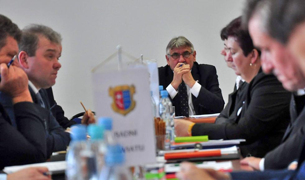 Pierwsza sesja Rady Powiatu Kolbuszowskiego do zobaczenia w internecie. Film trwa prawie... 11 godzin  - Zdjęcie główne