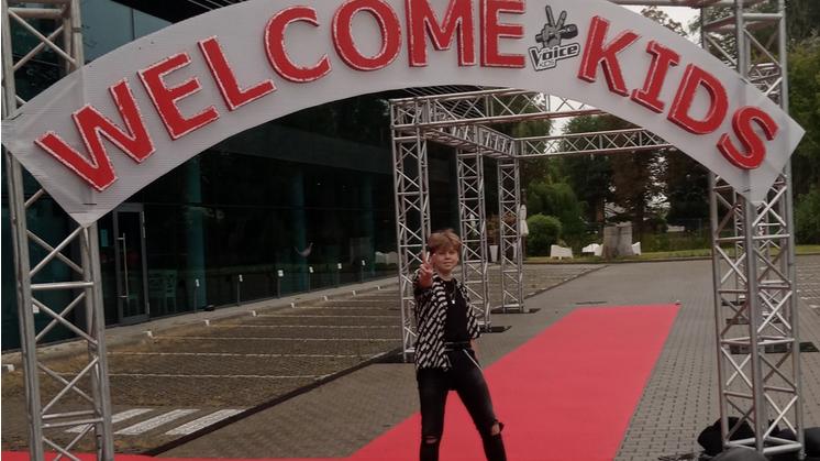 Kamil Jachyra z Podkarpacia w The Voice Kids. Kiedy oglądać?  - Zdjęcie główne