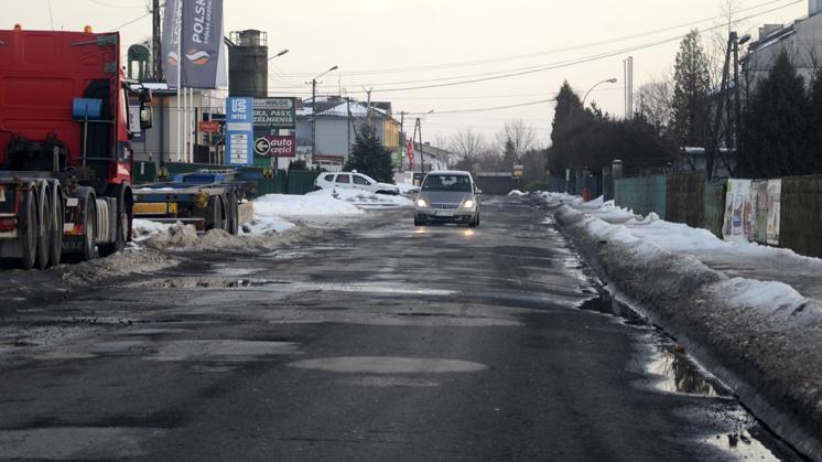 Ulica Handlowa w Kolbuszowej. Wybrano wykonawcę  - Zdjęcie główne