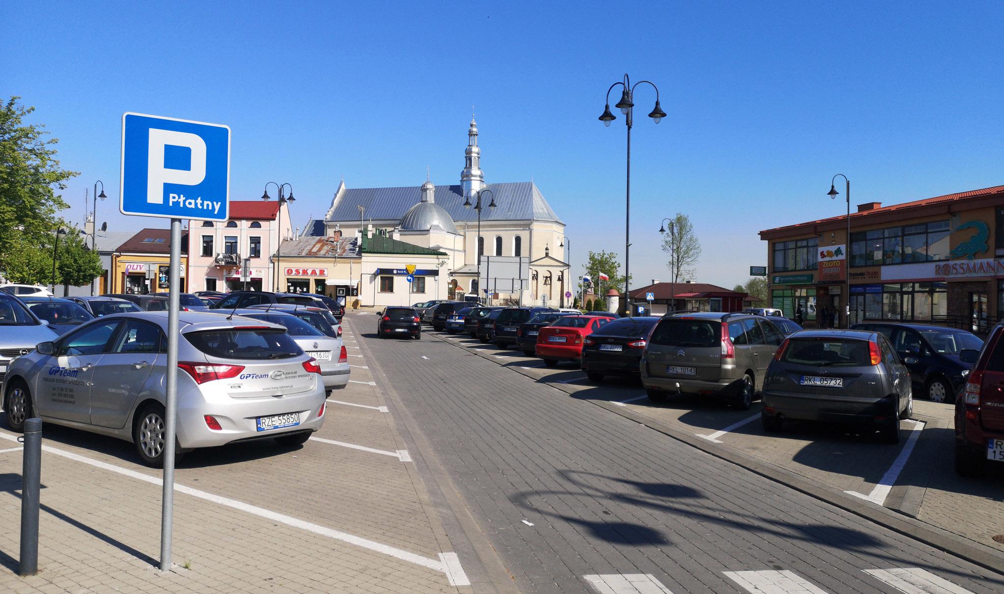 Czy wróci opłata na kolbuszowskim rynku? - Zdjęcie główne