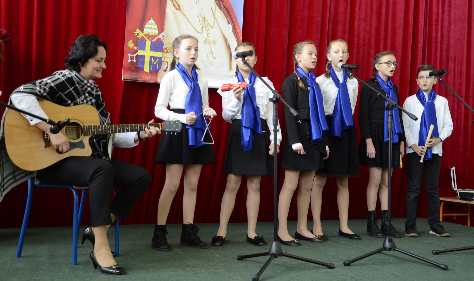Gminny Festiwal Papieski w Kupnie. Grand Prix dla zespołu wokalnego |WIDEO| - Zdjęcie główne