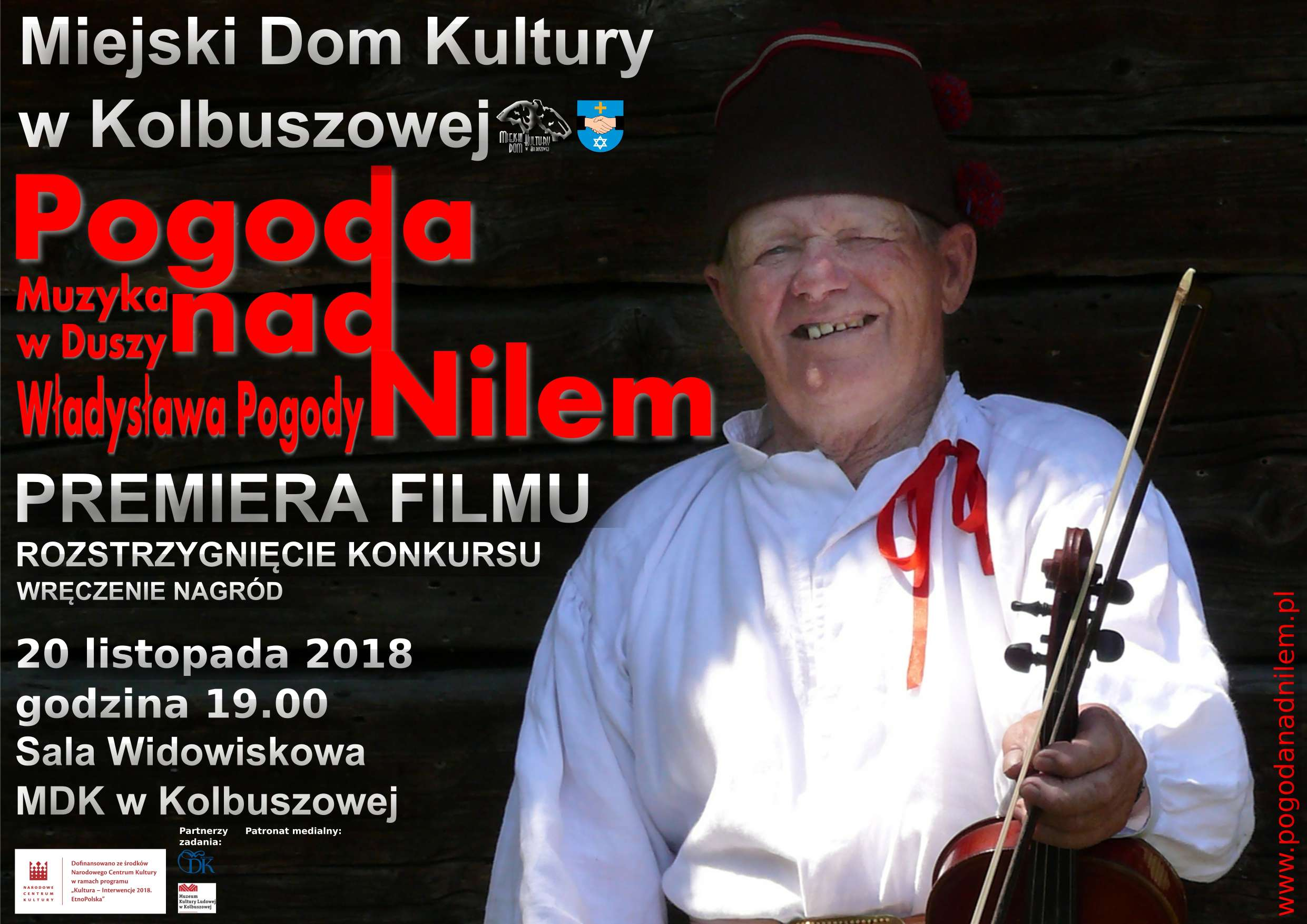Zobacz premierę wyjątkowego filmu dokumentalnego o Władysławie Pogoda - Zdjęcie główne