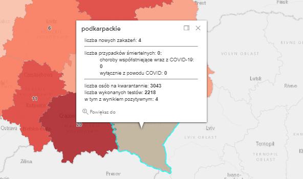 Koronawirus. Nowe zakażenia w województwie [wtorek - 27 lipca] - Zdjęcie główne