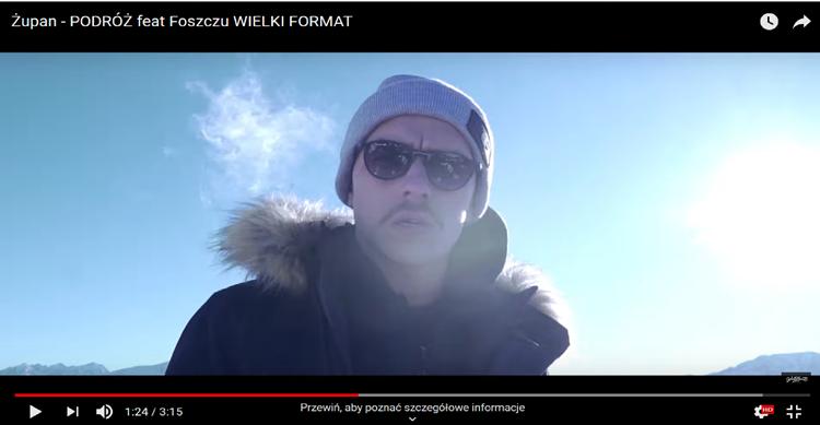 Premiera kolejnego klipu Żupana z Kolbuszowej  - Zdjęcie główne