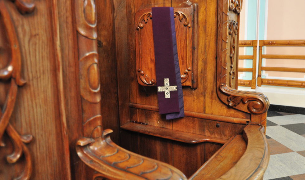 Spowiedź przedświąteczna w kolbuszowskich parafiach. Gdzie wyspowiadać się w ostatnich dniach przed Wielkanocą? - Zdjęcie główne