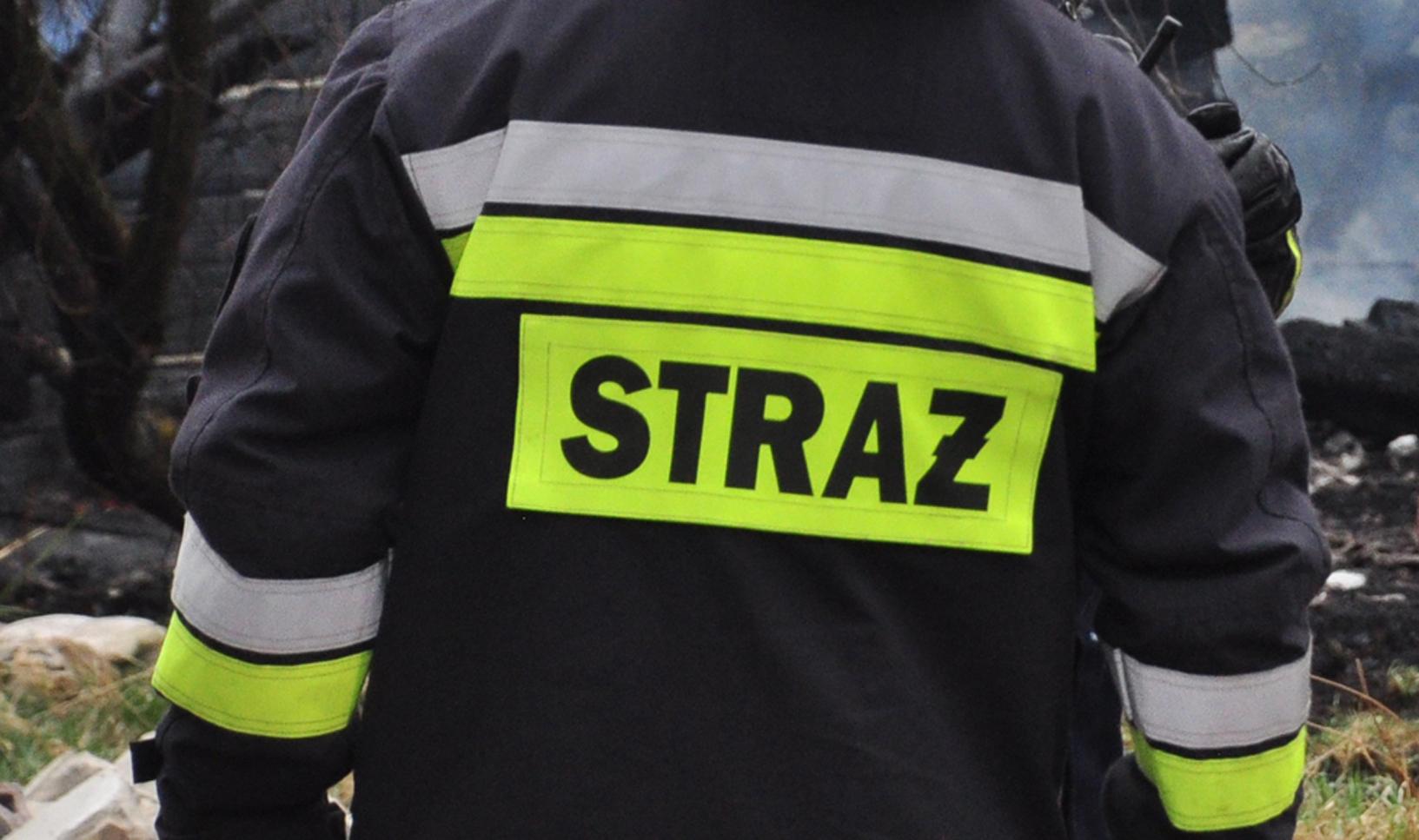 Strażacy w akcji. Interweniują w Przedborzu  - Zdjęcie główne