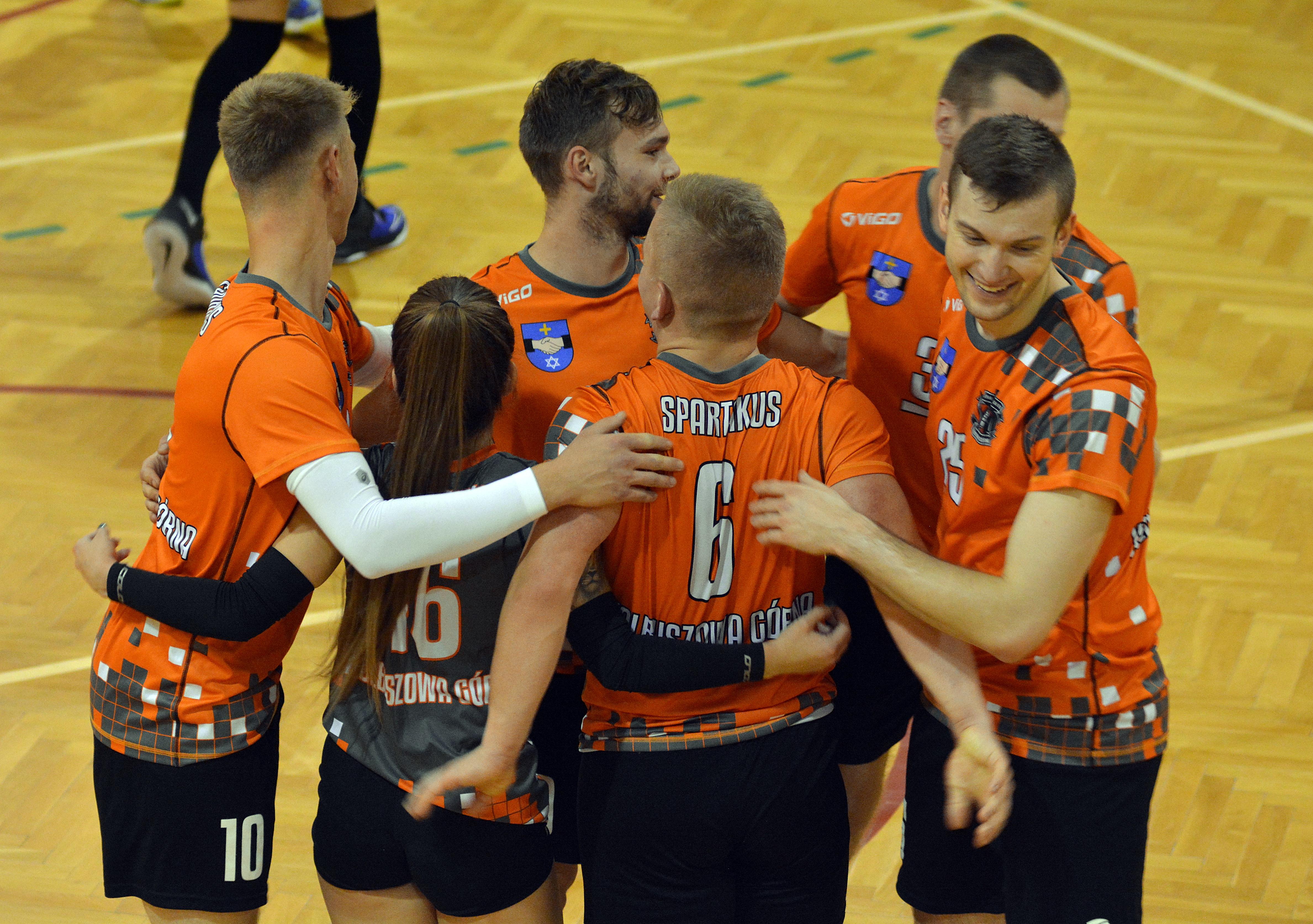 Siatkarze Spartakusa Kolbuszowa Górna wygrali drugi mecz z rzędu - Zdjęcie główne