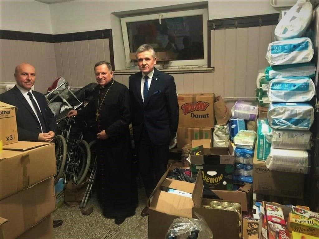 Gminy Kolbuszowa i Niwiska pomogły rodakom na Ukrainie. Jak?  - Zdjęcie główne