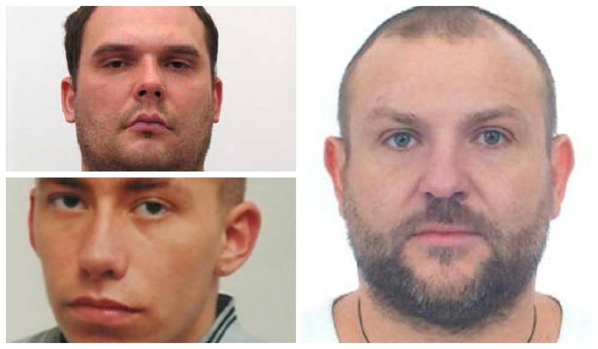 Jacek Jaworek i inni. Oto zabójcy uciekający przed policją! - Zdjęcie główne