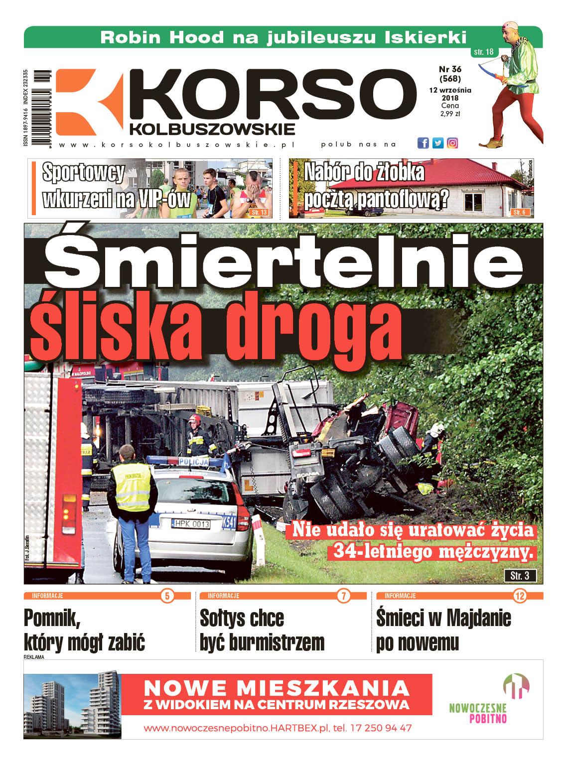 Korso Kolbuszowskie - nr 36/2018 - Zdjęcie główne