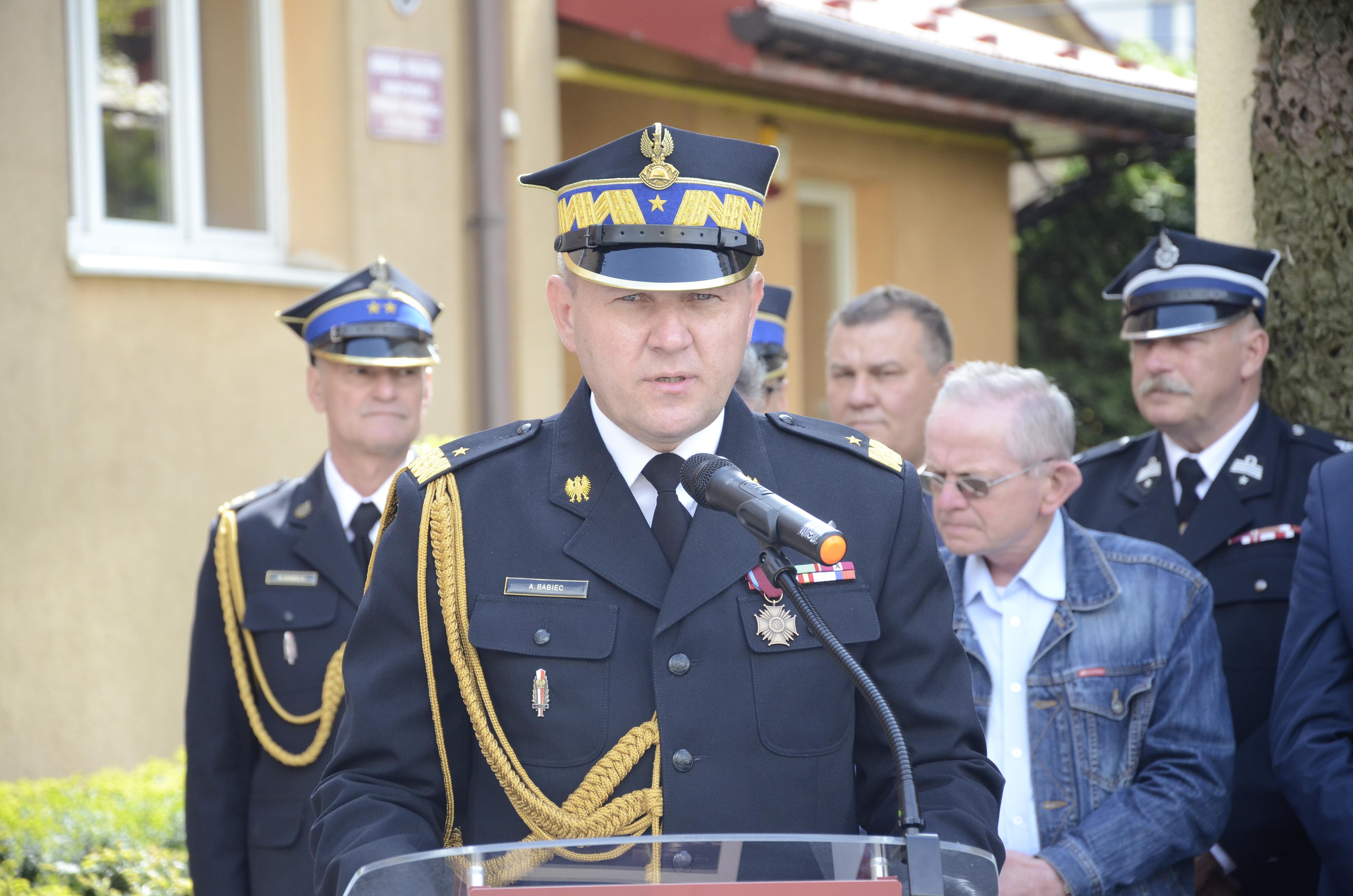 Powiatowe obchody Dnia Strażaka w Kolbuszowej  ZDJĘCIA  - Zdjęcie główne