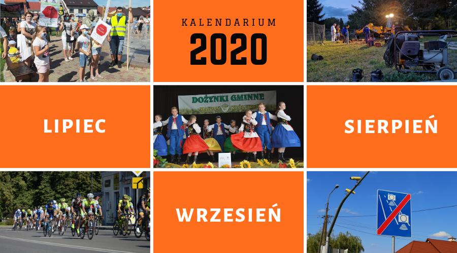 Kalendarium 2020 - wydarzenia w powiecie kolbuszowskim [CZĘŚĆ III] - Zdjęcie główne