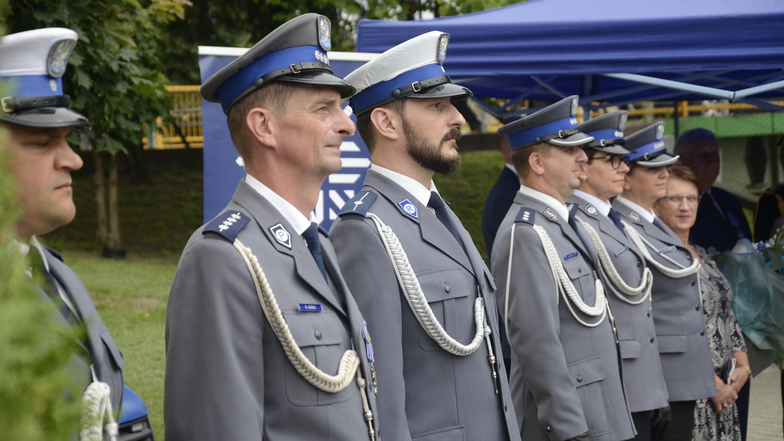 Święto Policji 2021. Obchody w Kolbuszowej [ZDJĘCIA] - Zdjęcie główne