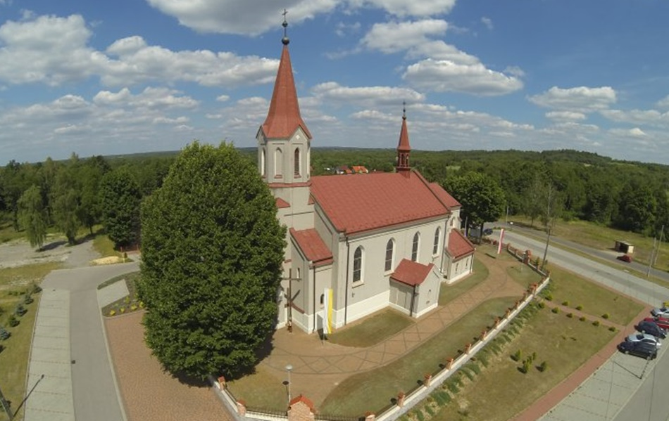 W niedzielę odpust parafialny w Ostrowach Tuszowskich - Zdjęcie główne