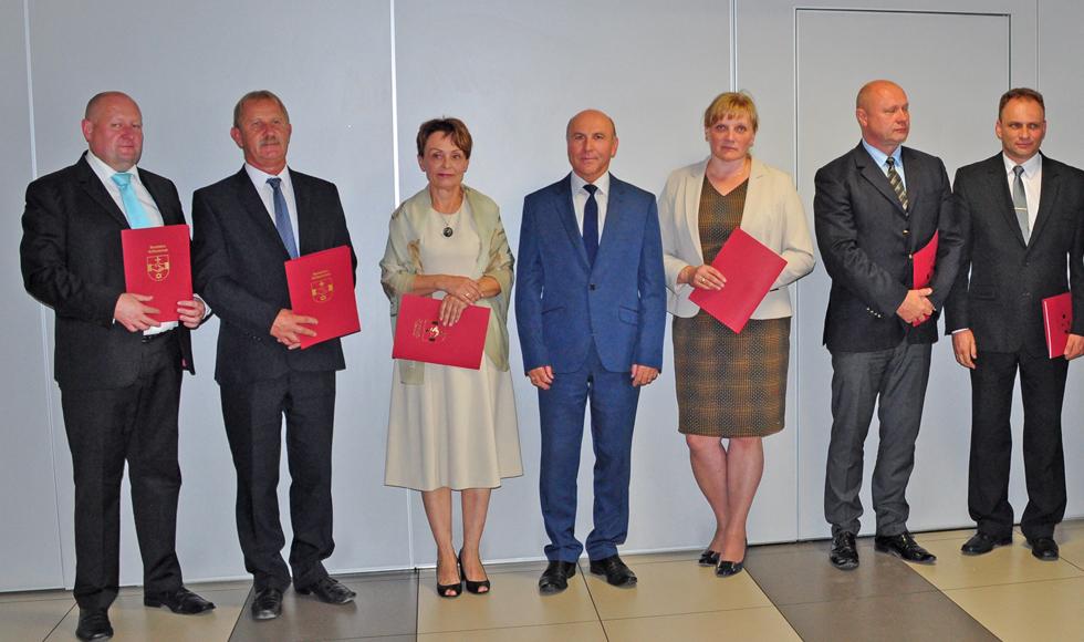 Gmina Kolbuszowa. Nowi dyrektorzy objęli funkcje szefów szkół. Placówkami kierują od 1 września - Zdjęcie główne