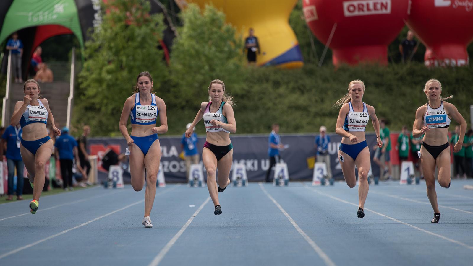 Magda Niemczyk w reprezentacji Polski na mistrzostwach świata w Kenii - Zdjęcie główne