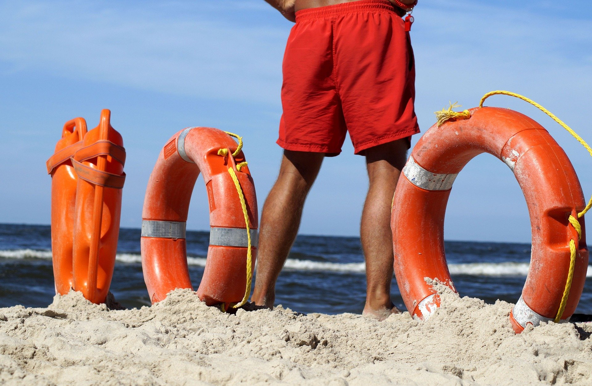 Rusza konkurs dotyczący bezpieczeństwa nad wodą - Zdjęcie główne