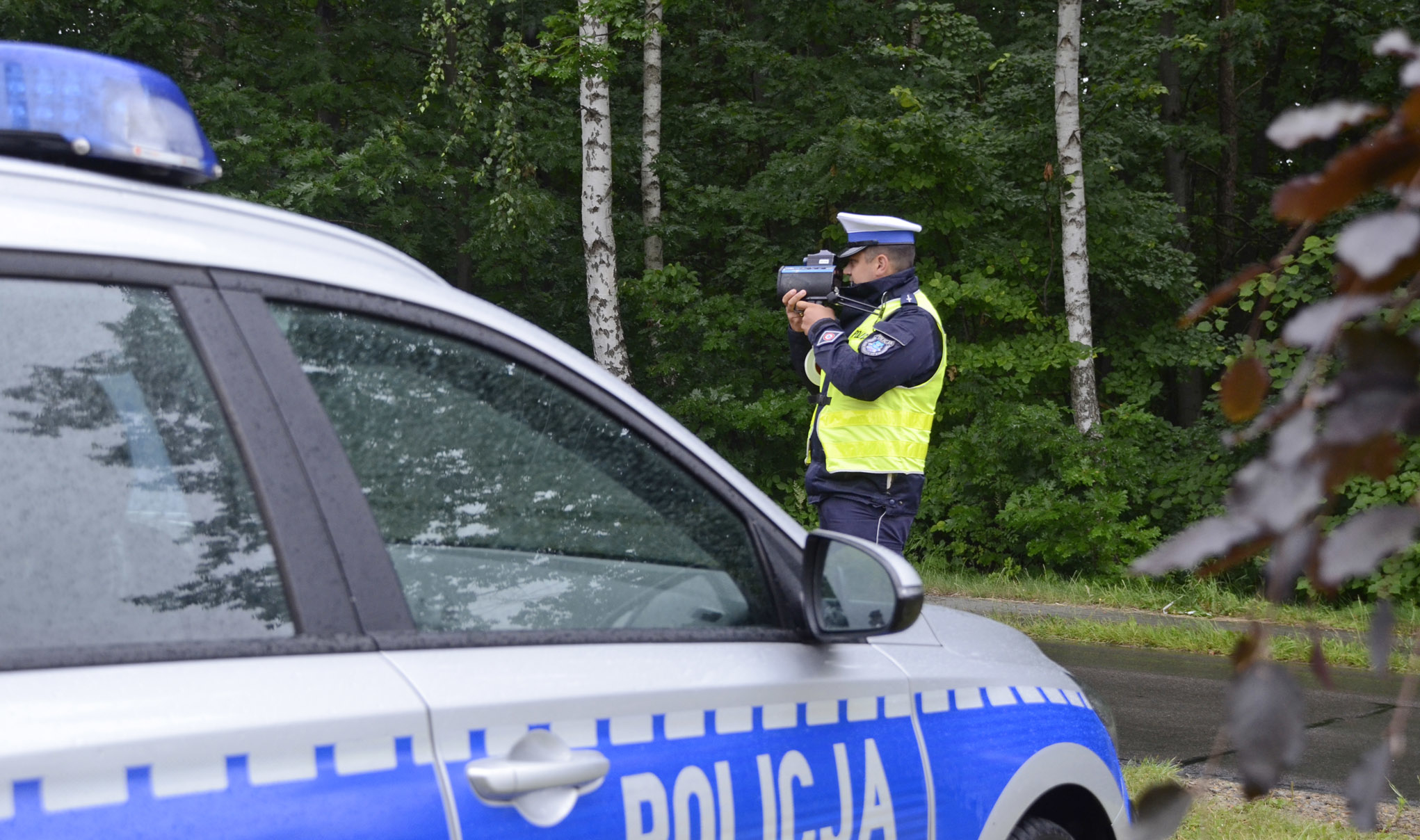 W kilkanaście minut dwóch kierowców straciło prawo jazdy - Zdjęcie główne