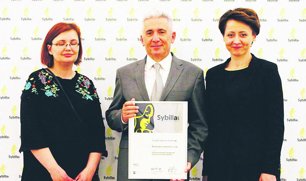 Prestiżowa nagroda dla Muzeum Kultury Ludowej w Kolbuszowej - Zdjęcie główne