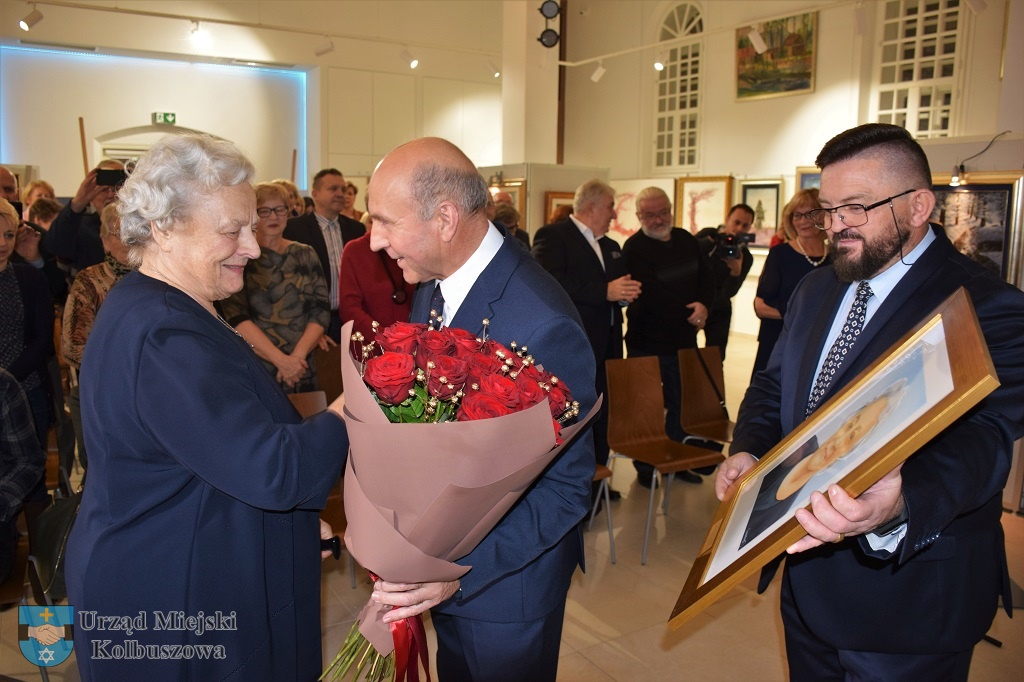 Joanna Zioło Honorowym Obywatelem Miasta i Gminy Kolbuszowa  - Zdjęcie główne
