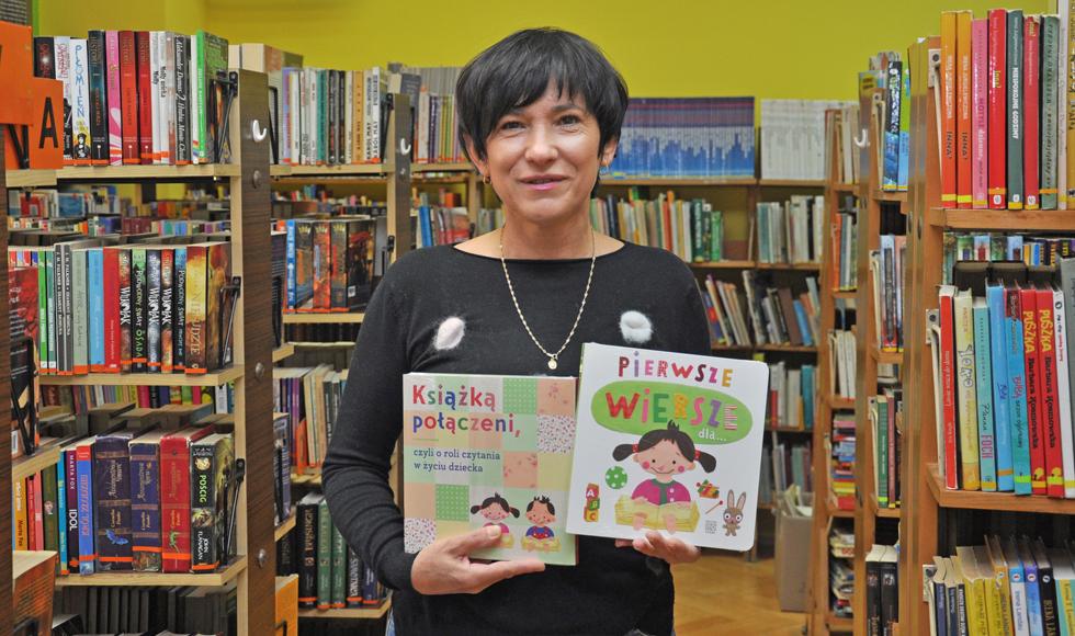 Biblioteka w Kolbuszowej rozdaje trzylatkom książki  - Zdjęcie główne