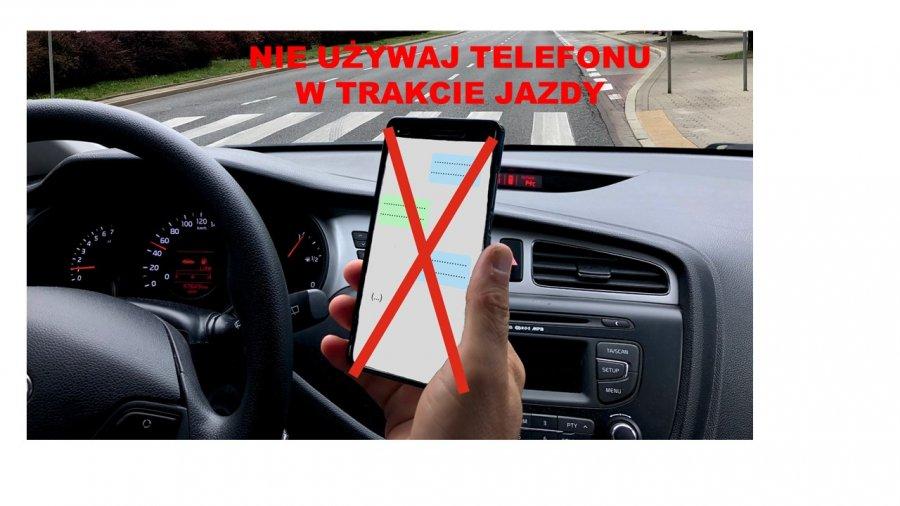 """Policyjna akcja """"Telefony"""" już jutro! Zakaz dotyczy również rowerzystów [WIDEO] - Zdjęcie główne"""