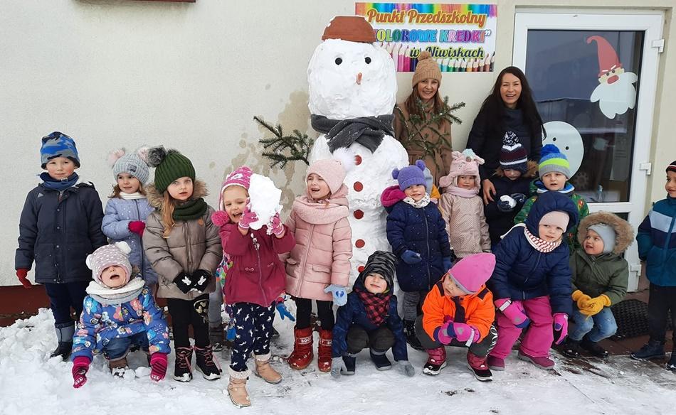 Bałwanki naszych Czytelników. Zobacz dzieła sztuki ze śniegu  - Zdjęcie główne