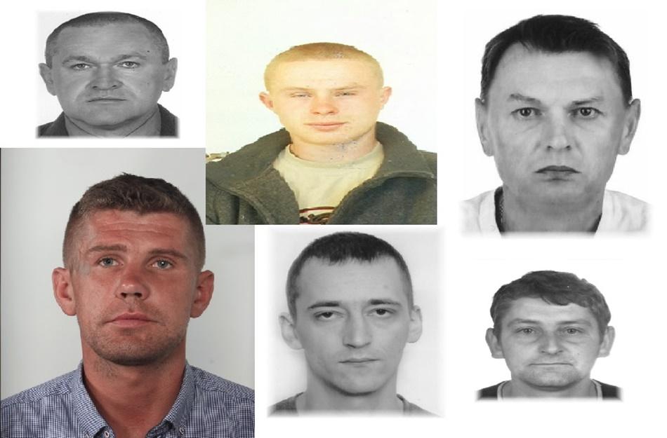 Policja poszukuje 18 mężczyzn z Podkarpacia. Dwóch z nich pochodzi z naszego powiatu. Czy rozpoznajesz któregoś z nich? [LISTA, ZDJĘCIA] - Zdjęcie główne