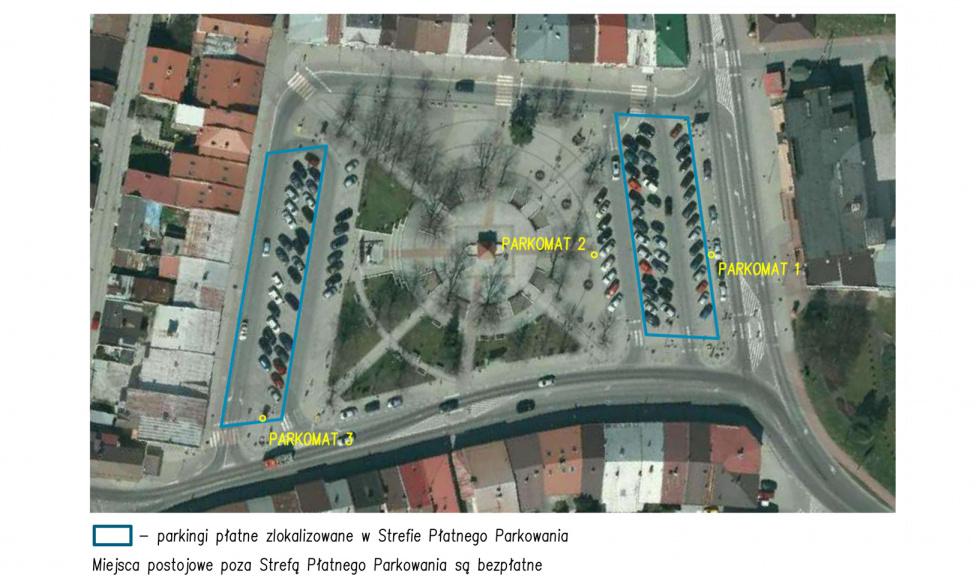 Rusza płatna strefa parkowania w centrum miasta. To musisz wiedzieć - Zdjęcie główne