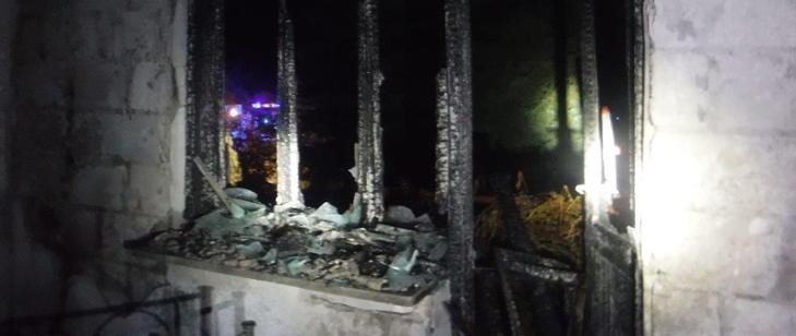 PODKARPACIE: Mężczyzna zginął w płomieniach swojego domu! - Zdjęcie główne