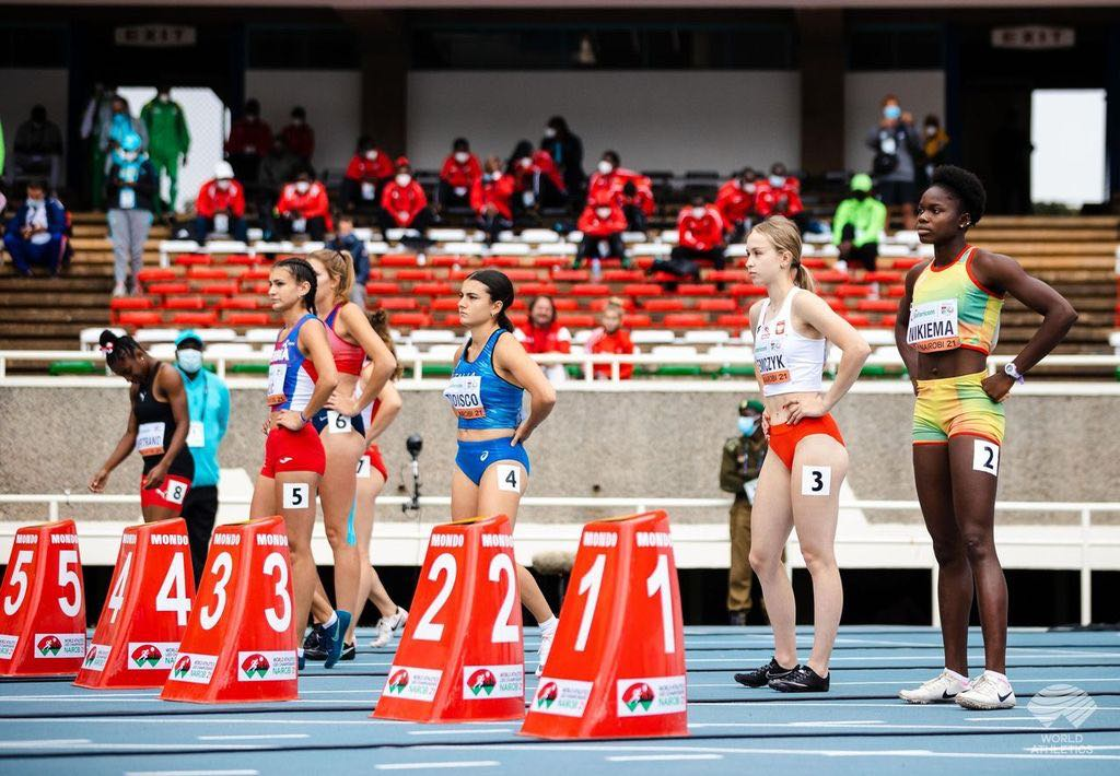Magda Niemczyk z sukcesami na mistrzostwach świata w Kenii! [ZDJĘCIA] - Zdjęcie główne