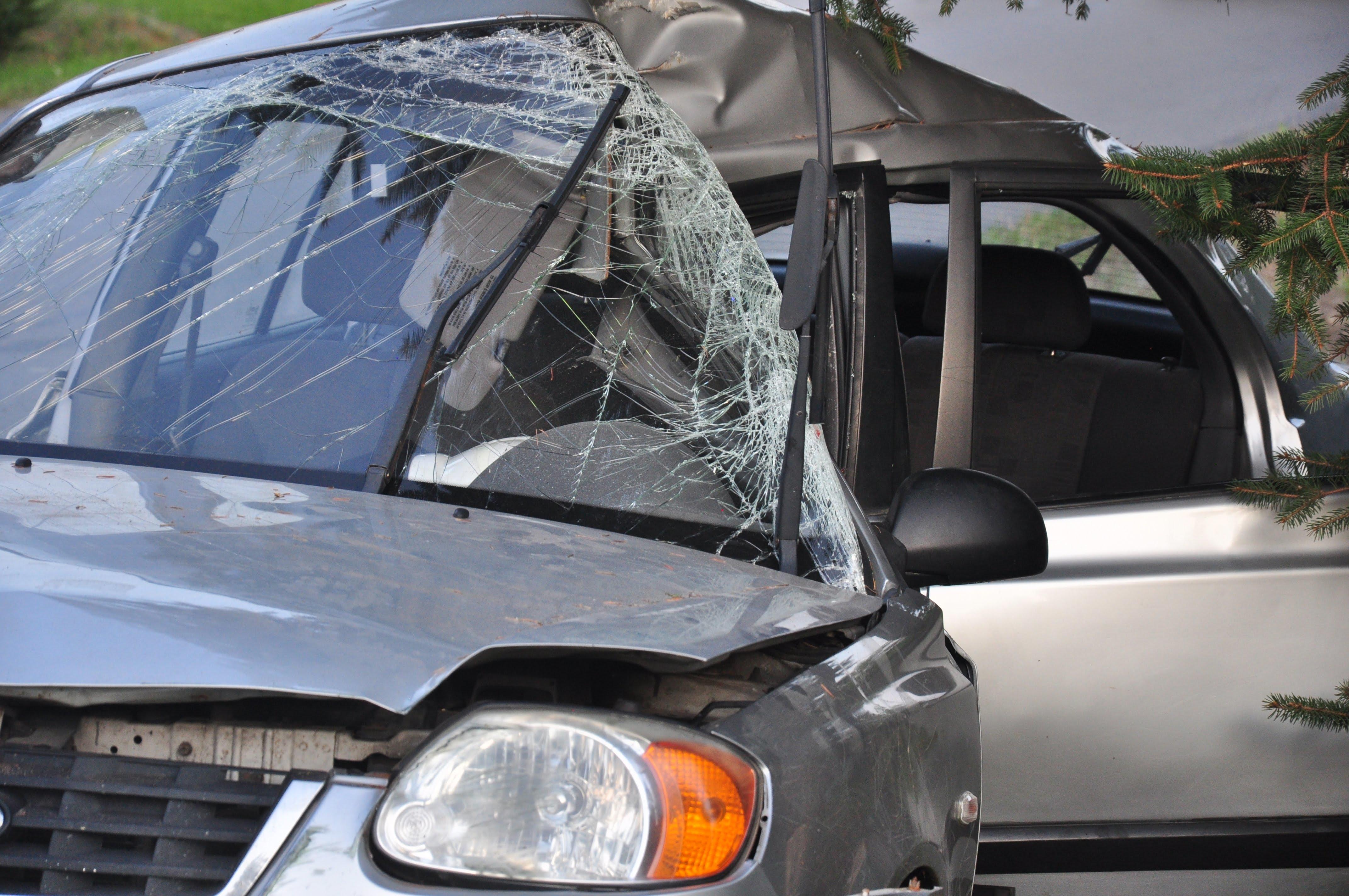 Wypadek w Nowe Wsi | ZDJĘCIA | WIDEO | - Zdjęcie główne
