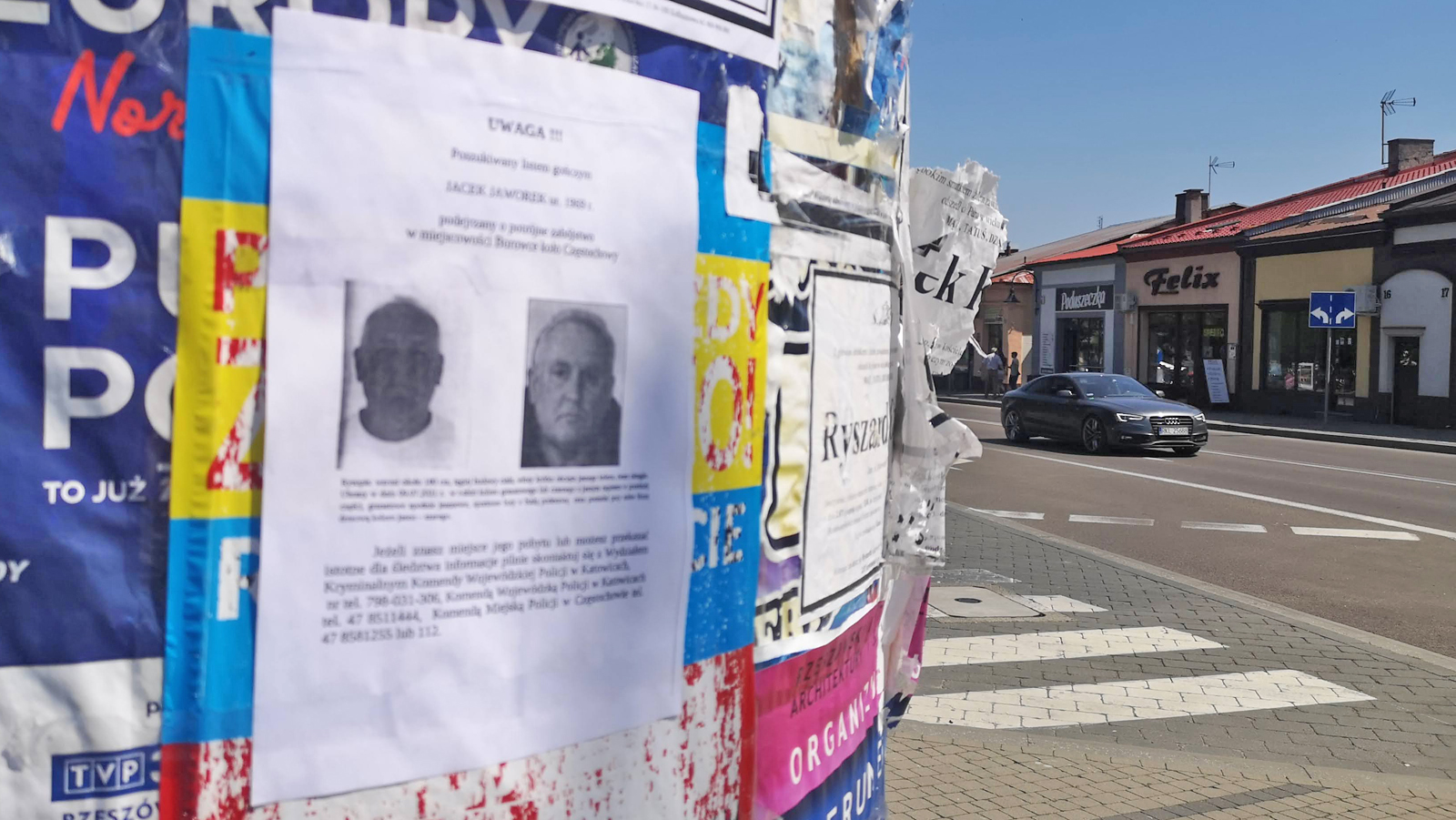 Podkarpacie: ZABIŁ trzy osoby! Poszukiwania Jacka Jaworka w naszym województwie ruszyły w niedzielę! - Zdjęcie główne