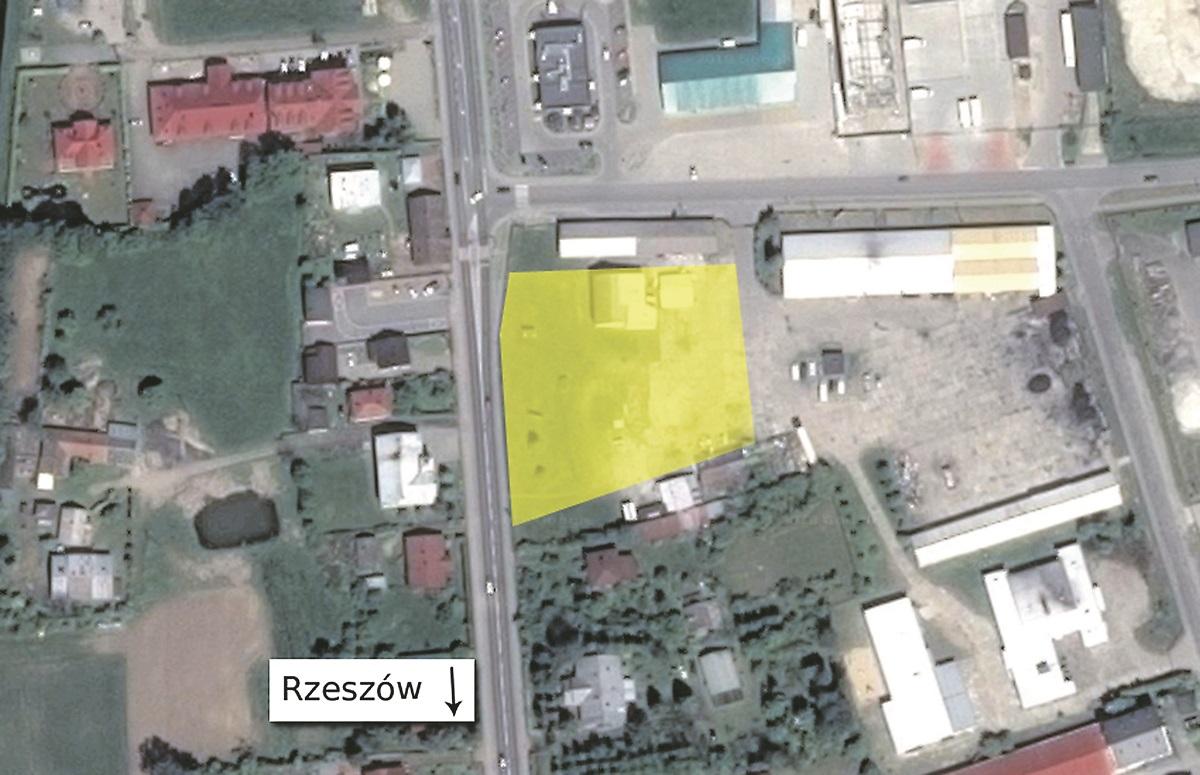 Kolbuszowa. Budowa supermarketu. Inwestor otrzymał zielone światło od gminy Kolbuszowa. - Zdjęcie główne