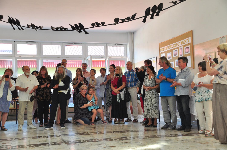 Plener malarski 2018 w Kolbuszowej zakończony, odbył się wernisaż - zobacz zdjęcia [GALERIA] - Zdjęcie główne