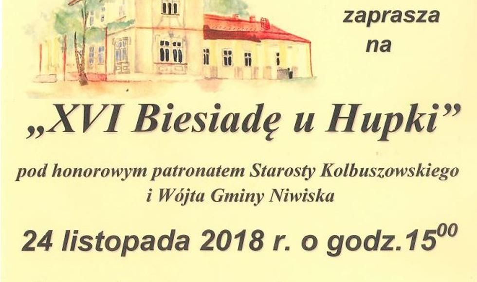 Już w sobotę szykuje się duże wydarzenie w gminie Niwiska - Zdjęcie główne