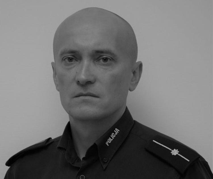 Zmarł policjant z Podkarpacia. Miał zaledwie 39 lat  - Zdjęcie główne