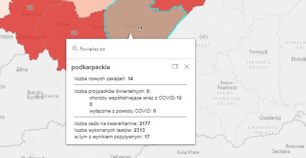 Zakażenia koronawirusem na Podkarpaciu [czwartek - 12 sierpnia] - Zdjęcie główne