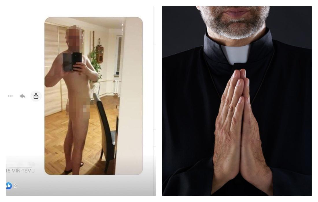 Podkarpacie: Nagie zdjęcia księdza w internecie. Jest decyzja kurii  - Zdjęcie główne