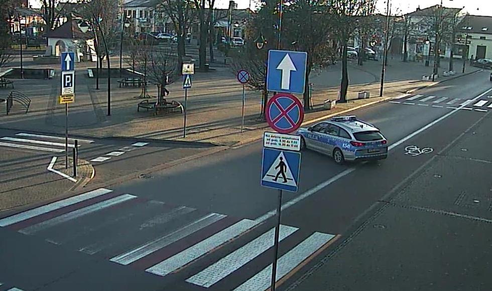 KOLBUSZOWA. Auto uderzyło w wózek z dzieckiem |AKTUALIZACJA| - Zdjęcie główne